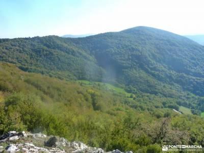 Selva Irati-Pirineo Navarro-Puente del Pilar; tienda montana madrid rutas en bici por la sierra de m